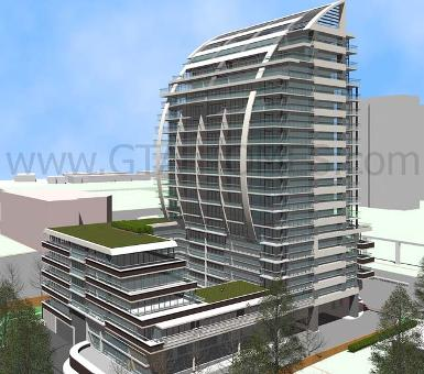 Sail Condos at 2933 Sheppard Avenue East, Scarborough, ON M1T 3J3, Canada
