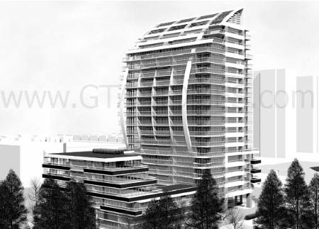Sail Condominiums First Rendering